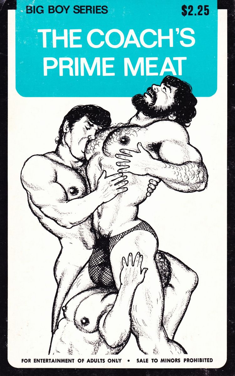 BB-103 The Coach's Prime Meat by George Wilson [GAY INTEREST] (EB)